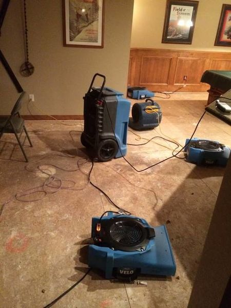 Water Damage Restoration in Centennial Colorado by A1 Steamway