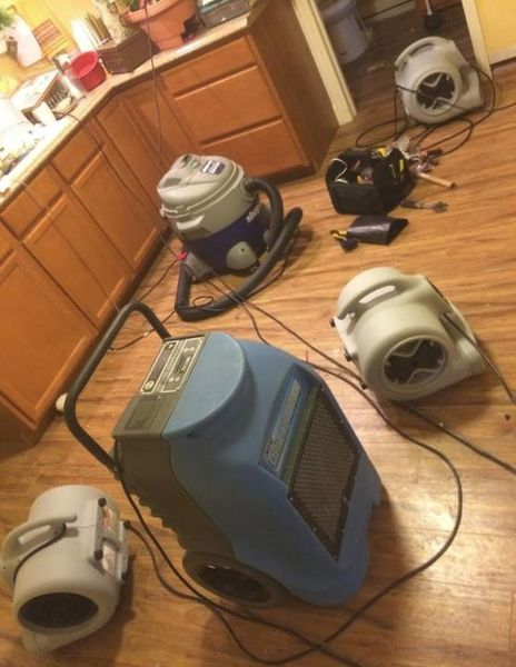 Water Damage restoration in Centennial, CO (1)